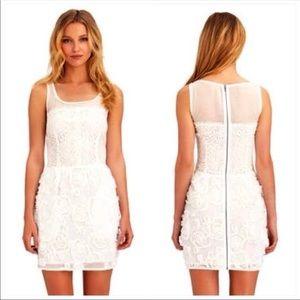 *CLEARANCE*  Rachel Rachel Roy White Mini Dress